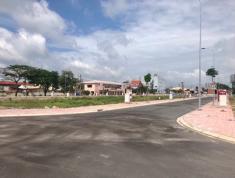 Cần ra đi lô đất mặt tiền đường DT743 An Phú, Thuận An, Bình Dương giá siêu mềm !!!