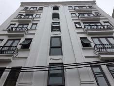 Chính chủ cần cho thuê căn hộ cao cấp tại số 40, ngõ 210 Đội Cấn, Hà Nội