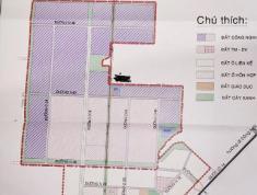 Bán đất dối diện KCN Becamex Bình Phước giai đoạn 1,  giá 550 triệu.