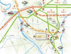 Lotus New City mở ban giai đoạn 1, mặt tiền quốc lộ 50