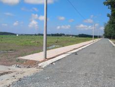 Bán 1 lô đất mặt tiền đường tỉnh lộ huyết mạch lộ giới 42m, ngay KCN Becamex, thích hợp đầu tư