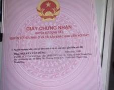 Chính chủ cần hai lô đất liền kề tại Kp Quang Giáp , phường Trung Sơn , thành phố Sầm Sơn , Thanh