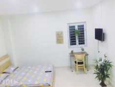 Phòng studio đầy đủ tiện nghi có sẵn kệ bếp máy lạnh ngay gần Lê Thị Riêng Bành Văn Trân