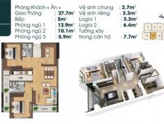 Chung cư cao cấp TSG Lotus Long Biên- giá bình dân- tặng iphone 11 Pro- 098.376.4145