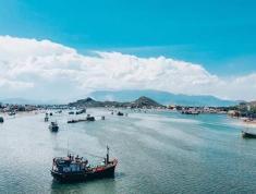 KDC Cầu Quằn - đất nền sổ đỏ ven Biển Ninh Thuận