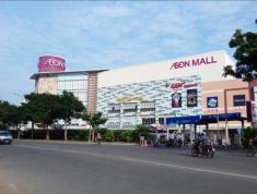 Giá sập sàn, 79 lô đất liền kề Aeon mall Tân Phú.