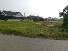 Tôi cần bán 2 lô đất thổ cư gần BV Xuyên Á,Tân Phú Trung,dt 158m2 sổ hồng riêng