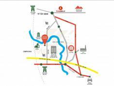 🔥🔥🔥Giâc mơ nhà phố chỉ với 280 triệu ngay cửa khẩu Mộc Bài- Tây Ninh.