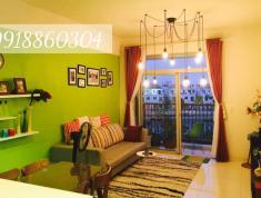 Cho thuê căn hộ Parcspring, đầy đủ nội thất 2 phòng ngủ, free Hồ bơi, gym. Giá 10 triệu/tháng - 0918860304