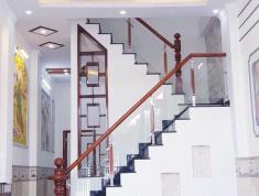 Bán nhà 1 trệt 1 lầu mới xây hẻm liên tổ 7A-9, Nguyễn Văn Linh, 4x11, hướng ĐN, giá 2ty480