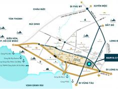 Barya Citi - Khu đô thị thương mại Tp. Bà Rịa - Liền kề trung tâm hành chính Tỉnh Bà Rịa - Vũng