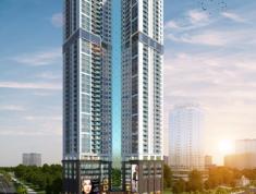 Bán căn góc siêu đẹp 116m2 tầng trung, thiết kế hợp lý nhất, view CV Cầu Giấy, chung cư Golden Park