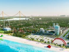 Bán đất biệt thự biển/ 3 tỷ liền kề dự án VinPearl Cửa Hội - Biển Nghệ An