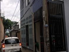 Nhà 1 Tr 1 Lầu Đúc Hẻm 76 Lê Văn Chí,Linh Trung,Thủ Đức