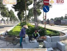 Nền góc L36 - 16, hướng Tây Nam giá 1 tỷ 9  đường 14m dự án Stella Mega City, KDC Ngân Thuận