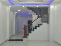 Nhà mới đẹp 4.5 x 15m trệt 3 lầu Âu Dương Lân Q8 TP.HCM