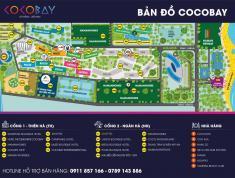 Mở bán shopvilla Naman House - Cocobay Đà Nẵng với giá chỉ từ 47 triệu.