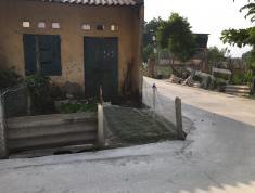Chính chủ cần bán mảnh đất vuông vắn 2 mặt tiền tại khu nữ đoàn 971 dược hạ sóc sơn LH  0981288566
