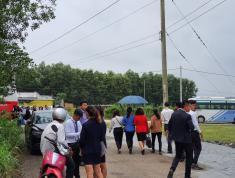 Bán gấp lô đất nền ngay sân bay Lộc An