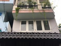 Bán mặt tiền trường chinh, tân bình, 4.1m x 19m, 4 tầng,5 phòng