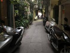 Đất Phố Bạch Mai – Vuông Vắn –Từ nhà nhìn ra phố.