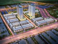 Bán 3 lô mặt tiền thị xã Phú Mỹ đường nhánh Quốc Lộ 51 giá chỉ 6.5tr/m2