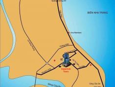 Cần bán lô đất khu dự án Imperium Town Nha Trang 100m2 ngang 5m giá 41tr/m2
