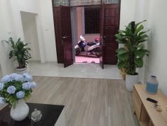 Nhà mới, mặt ngõ ba gác tránh, Võ Chí Công, 52m2,4 tầng, mt 4.5m, giá rẻ 3.7 tỷ. 0342211968