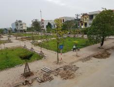 Bán đất đẹp nhìn vườn hoa Khả Lễ 1, dt 90m2, mặt 6,4m,  Võ Cường, TP Bắc Ninh