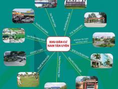 Bán đất dự án mặt tiền DT746 Tân Uyên, Chỉ cần 400tr là khách hàng đã sở hữu nền đất đẹp .