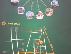 Bán đất nền Dự án HANA GARDEN MALL Tân Uyên, Bình Dương