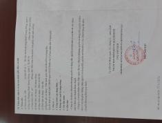 Bán đất nền dự án Văn Minh, Đường Mai Chí Thọ, P.An Phú, Quận 2. Lô D1 15 (10x20). Sổ