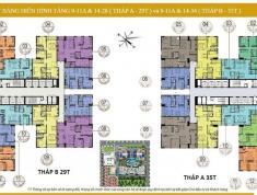 Bán cắt lỗ chung cư Imperia Garden, 69m2, giá: 2,3 tỷ, LH:0886.17.12.79