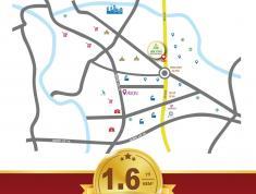 Đất Trung Tâm Thuận An - Giá Chỉ 23tr/m2 - Sổ Hồng