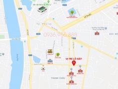 Chính chủ bán lô đất đẹp trung tâm thành phố Phủ Lý cạnh trường THPT B Phủ Lý