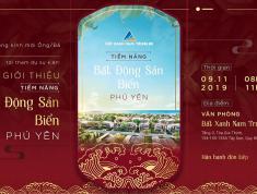 Co hoi dau tu tot nhat cuoi nam 2019 – Dat nen bien Phu Yen lien ke khu resort, khach san cao cap