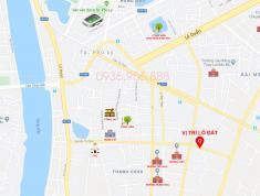 Chính chủ bán lô đất đẹp mặt đường Nguyễn Thị Định Thanh Châu gần trường THPT B Phủ Lý