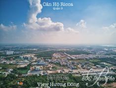 Nhận giữ chỗ CH Ricca 50tr/căn ngay vòng xoay Phú Hữu Q9, giá 1,6 tỷ/2PN