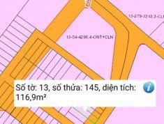 KẸT TIỀN BÁN GẤP 116M2 ĐẤT THỔ CƯ,SHR NGAY DT769 LỘC AN, LONG THÀNH