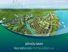 Aqua City - booking suất ưu tiên từ CĐT 6x20m, 7x20m, 8x20m, TT đợt đầu chỉ từ 900tr