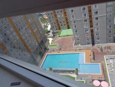 Cho thuê căn hộ The CBD, căn góc 3pn, nhà trống có rèm, máy lạnh... giá 9.5 triệu/tháng. Lh 0918860304