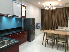 Grand Riverside 61m2 hai phòng ngủ full nội thất 17.5 tr/ tháng tầng cao view đẹp TP. Sài Gòn