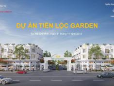 Đất nền Nhơn Trạch- dự án Tiến Lộc Garden duy nhất được phê duyệt 1/500
