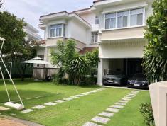Bán biệt thự Chateau,Phú Mỹ Hưng, Quận 7, HCM. Dt: 612m2 giá 105 tỷ LH: 0905771366 Tiền Huỳnh