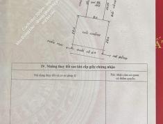 Gia đình cần tiền gấp muốn bán gấp mảnh đất 122 m2 sổ đỏ chính chủ tại mặt đường QL6A, Xã Đông