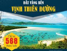 SỐt đất tại biển Phú Yên chỉ 568 triệu/nền ngay ghềnh đá dĩa nổi tiếng