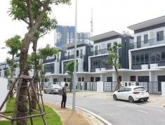 Sacombank ht thanh lý 19  lô đất và 5 căn biệt thiệt tại khu đô thị 5 sao Bình Chánh + sổ tiết