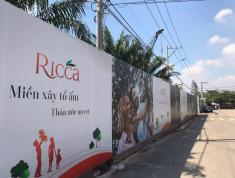 RICCA Là Lựa Chọn Số 1 Khi Bạn Muốn Sở Hữu Nhà TP.HCM 0906697123