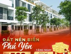 Bán đất nền ven biển Phú Yên chỉ 568 triệu/nền đường rộng 12m cạnh resort biển