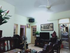 Bán căn hộ 3 phòng ngủ 75m2 tại Nơ bán đảo Linh Đàm. Nội thất cơ bản, giá 1 tỷ 425 triệu bao tên